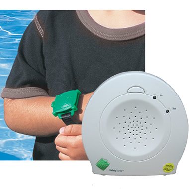 The Child's Pool Safety Monitor.