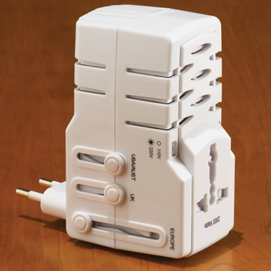 The 150 Country Travel Power Converter.