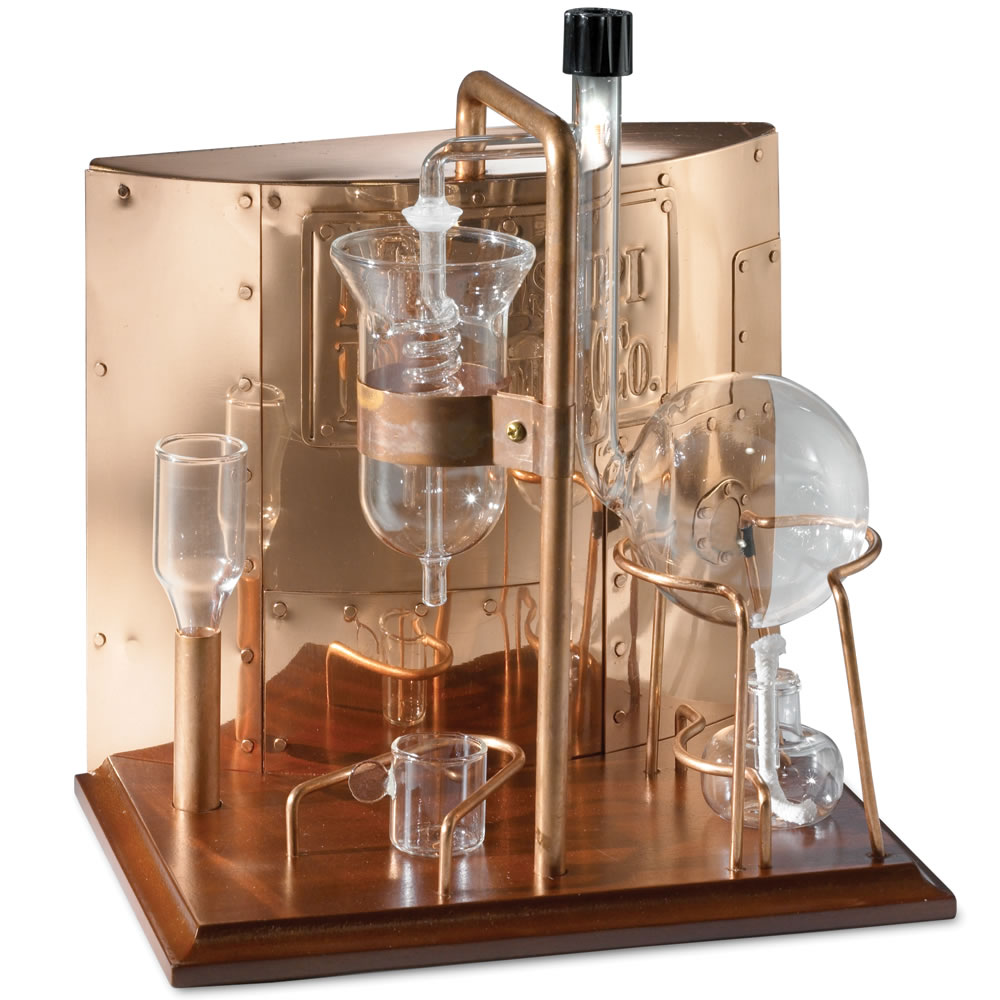 The Alkindus Distiller Hammacher Schlemmer