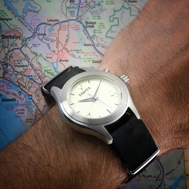 The Flashlight Wristwatch.