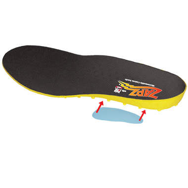 The Instant Customized Insoles