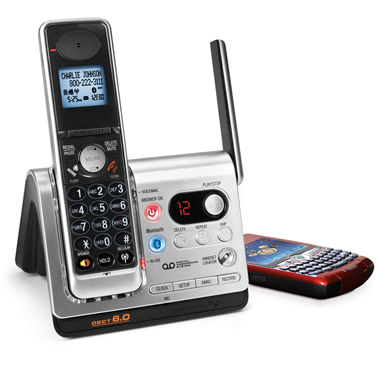 The Bluetooth Compatible Multihandset Telephone.