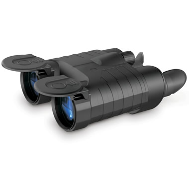 The Dual Filter Anti Glare Binoculars.