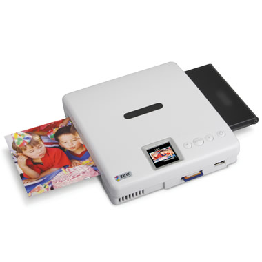 The Portable Digital Photograph Printer.
