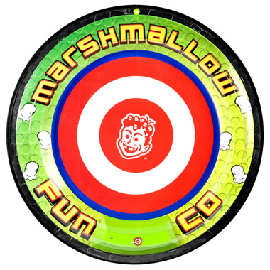 Marshmallow Target.