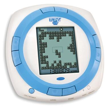 The Motion Sensing 360 Tetris Game.