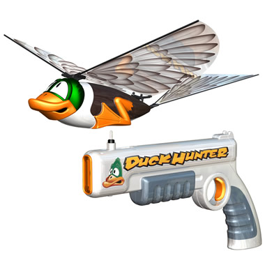 The Live Action Flying Duck Hunt