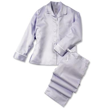 The 600 Thread Count Egyptian Cotton Pajamas.