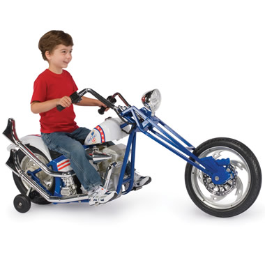The Evel Knievel Children's Chopper.