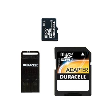 4GB microSD/miniSD/SD Adapter Card.