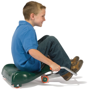 Zip Around Scooter Seat