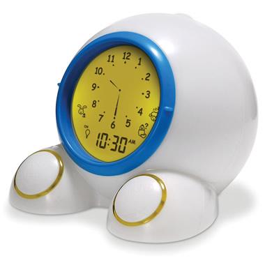 The Talking Teaching Alarm Clock