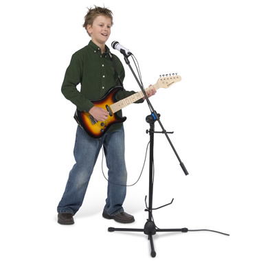 The Children's Guitar Karaoke System