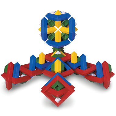 The Award Winning Octahedral Building Blocks.