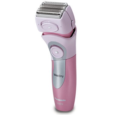 The Best Women's Shaver.