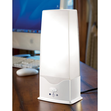 The Desktop Light Therapy Box.