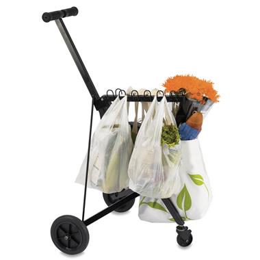 The 12 Shopping Bag Caddie.