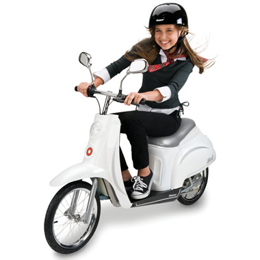 The Children's Electric Euro Scooter