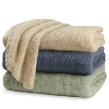 The Genuine Cape Mohair Blanket