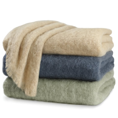 The Genuine Cape Mohair Blanket (Queen)