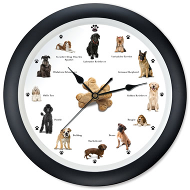 The Dog Clock.