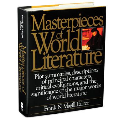 The Masterpieces Of World Literature Compendium