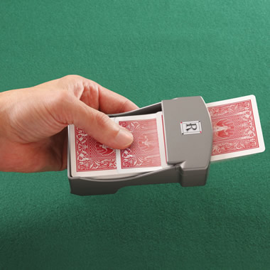 The Playing Card Shooter