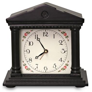 The Madam's Speaking Butler Alarm Clock.