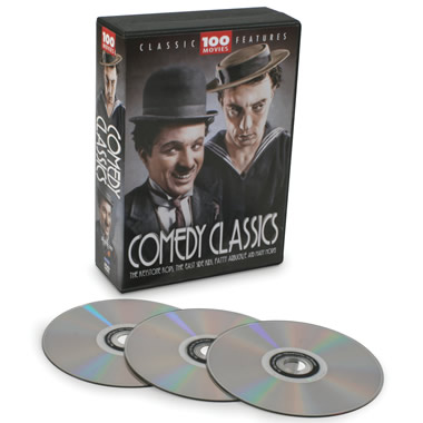The 100 Classic Comedy Films Collection.