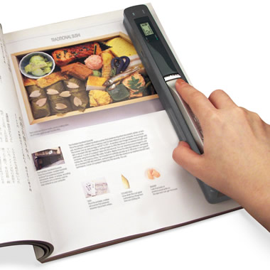 The Portable Handheld Scanner