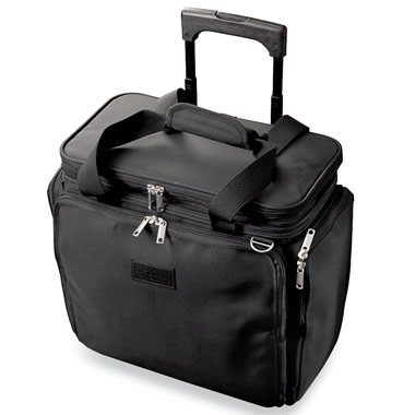 The Under Seat Rolling Carry On
