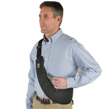 The Traveler's Security Bandolier