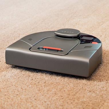 The Laser Guided Robotic Vacuum