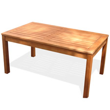 The Brazilian Eucalyptus Coffee Table