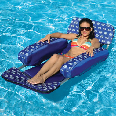 The Amphibious Lounger.
