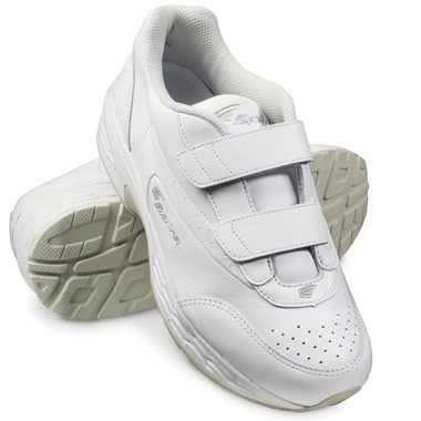The Women's Adjustable Spring Loaded Walking Shoes.