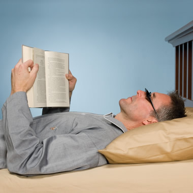 The Supine Reading Glasses