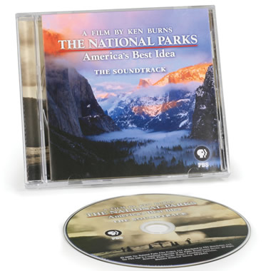 The History of America's National Parks Soundtrack