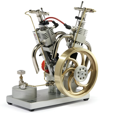 The Desktop V Twin Engine.
