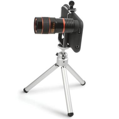 The iPhone Telephoto Lens.