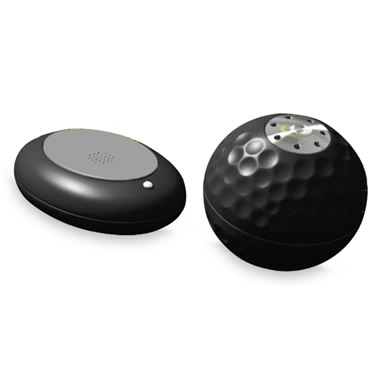 The Golf Bag Alarm System.
