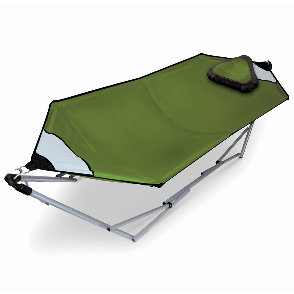 Medium image of the capacious portable hammock
