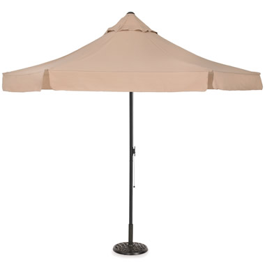The Spring Loaded Market Umbrella