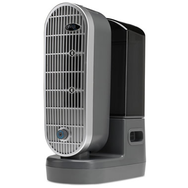 The Desktop Evaporative Cooling Fan.