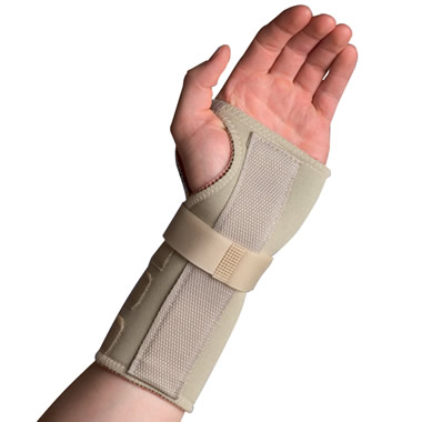 The Carpal Tunnel Relief Brace.