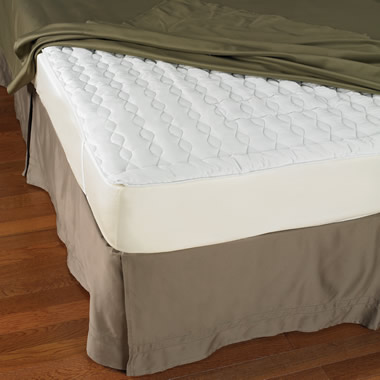 The Cooling Mattress Pad.