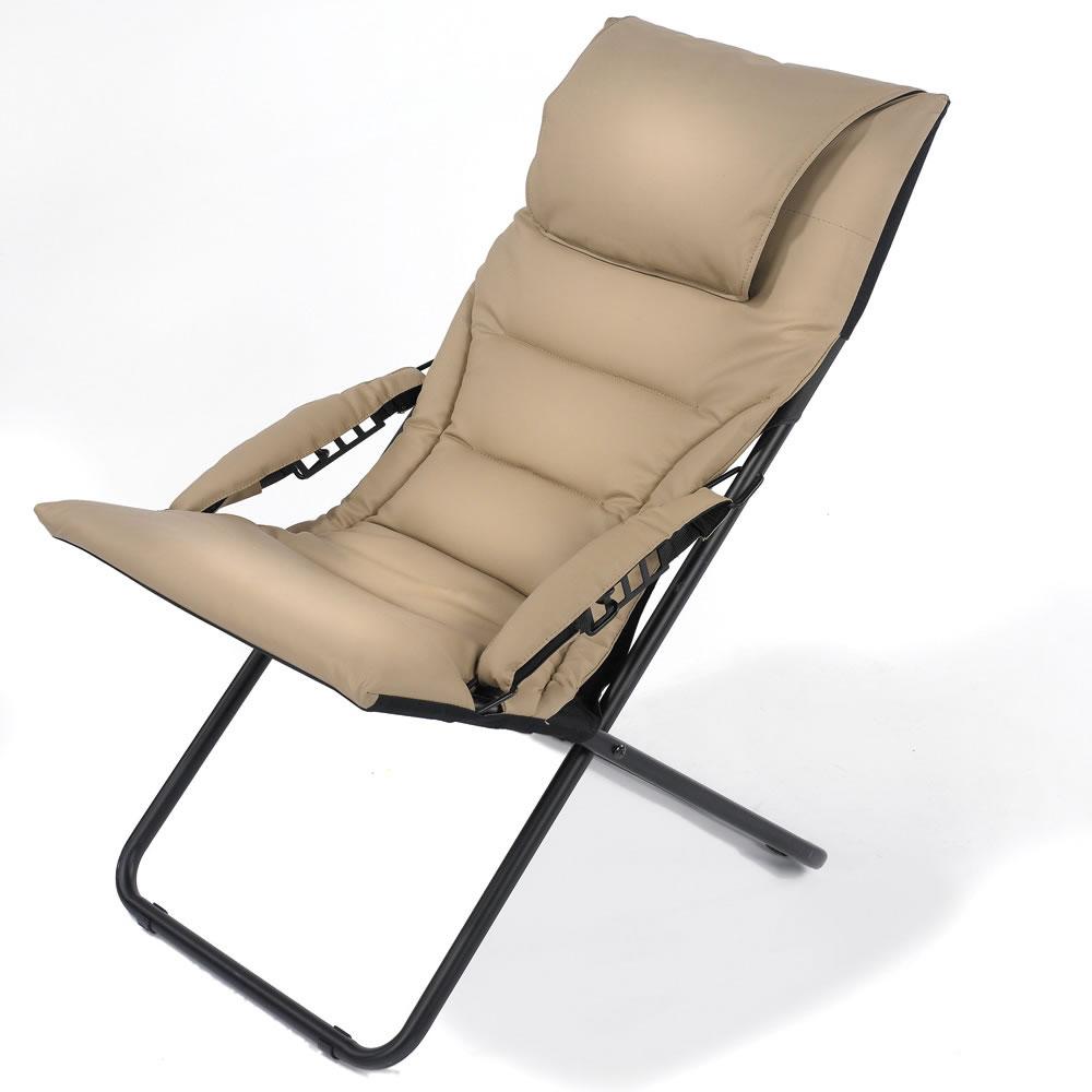 The Only Indoor/Outdoor Massage Chair - Hammacher Schlemmer