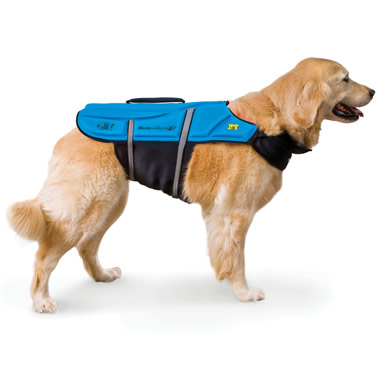 The Canine Life Jacket.