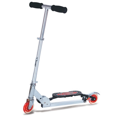 The Springboard Scooter
