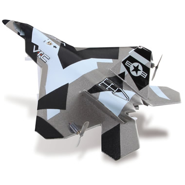 The Motion Sensing Remote Controlled Jet.